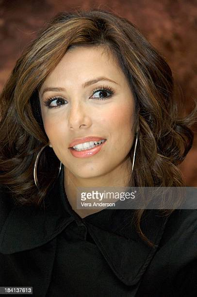 """Eva Longoria at the """"Desperate Housewives"""" press conference at the Four Seasons Hotel in Beverly Hills, California on September 28, 2007."""