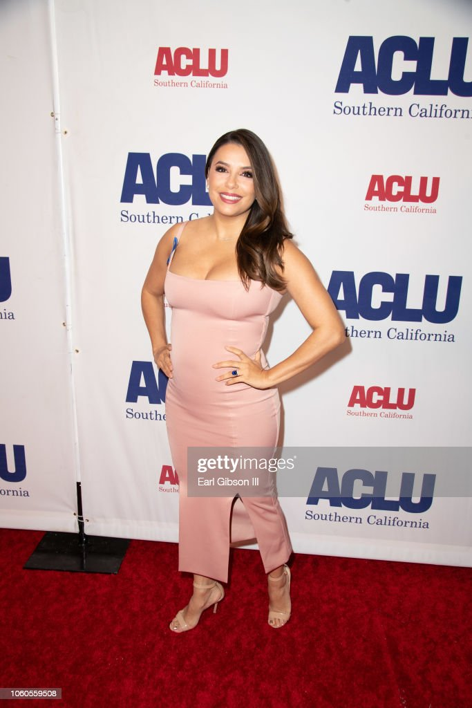ACLU's Annual Bill Of Rights Dinner - Arrivals : News Photo