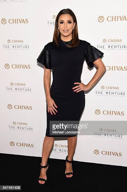 Eva Longoria attends Chivas' The Venture Final Event on July 14 2016 in New York City