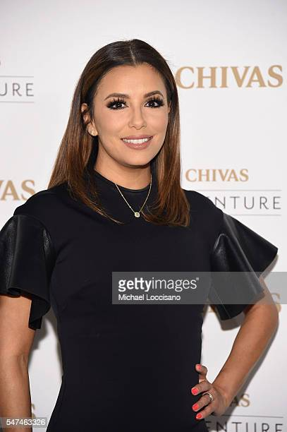 Eva Longoria attends Chivas' The Venture Final Event on July 14 2016 in New York City