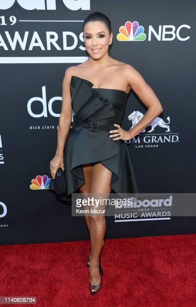 Eva Longoria attends the 2019 Billboard Music Awards at MGM Grand Garden Arena on May 1 2019 in Las Vegas Nevada