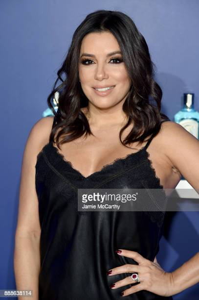 Eva Longoria attends the 8th Annual Bombay Sapphire Artisan Series Finale Hosted By Issa Rae at Villa Casa Casuarina on December 8 2017 in Miami...