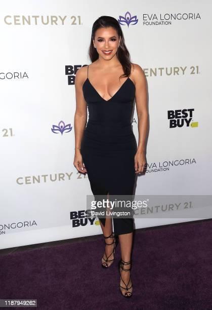 Eva Longoria attends the Eva Longoria Foundation Gala at Four Seasons Los Angeles at Beverly Hills on November 15 2019 in Los Angeles California