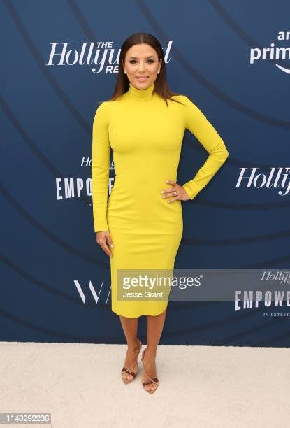Eva Longoria attends The Hollywood Reporter's Empowerment In Entertainment Event 2019 at Milk Studios on April 30 2019 in Los Angeles California