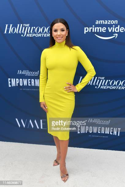 Eva Longoria attends The Hollywood Reporter's Empowerment In Entertainment Event 2019 at Milk Studios on April 30 2019 in Hollywood California