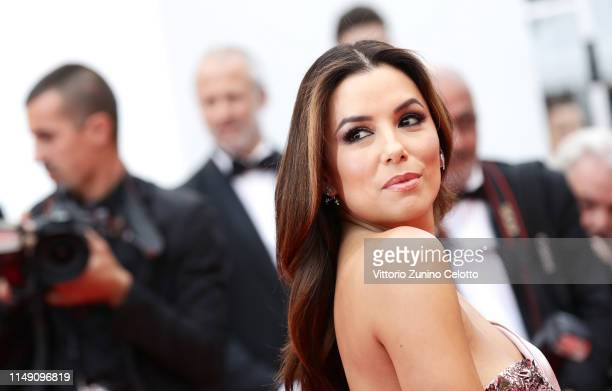 """Eva Longoria attends the opening ceremony and screening of """"The Dead Don't Die"""" during the 72nd annual Cannes Film Festival on May 14, 2019 in..."""