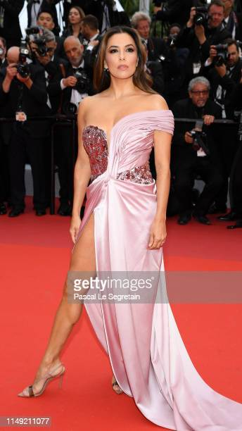 "Eva Longoria attends the opening ceremony and screening of ""The Dead Don't Die"" during the 72nd annual Cannes Film Festival on May 14, 2019 in..."