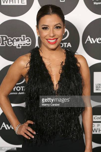 Eva Longoria attends the People En Espanol's 50 Most Beautiful 2015 Gala on May 12 2015 in New York City