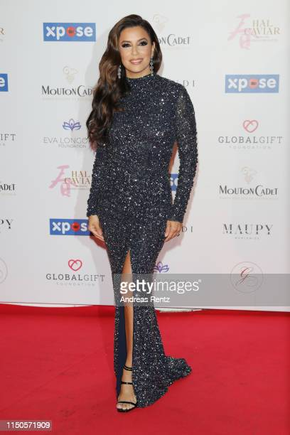 Eva Longoria attends the The Global Gift Initiative event during the 72nd annual Cannes Film Festival on May 20 2019 in Cannes France