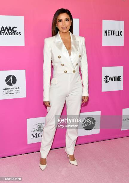 Eva Longoria attends TheWrap's Power Women Summit at Fairmont Miramar Hotel on October 25 2019 in Santa Monica California