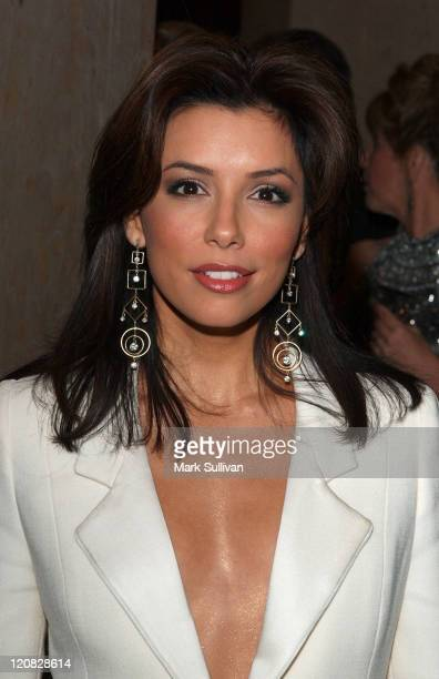 Eva Longoria during 34th Annual Nosotros Golden Eagle Awards Arrivals at Beverly Hilton Hotel in Beverly Hills California United States