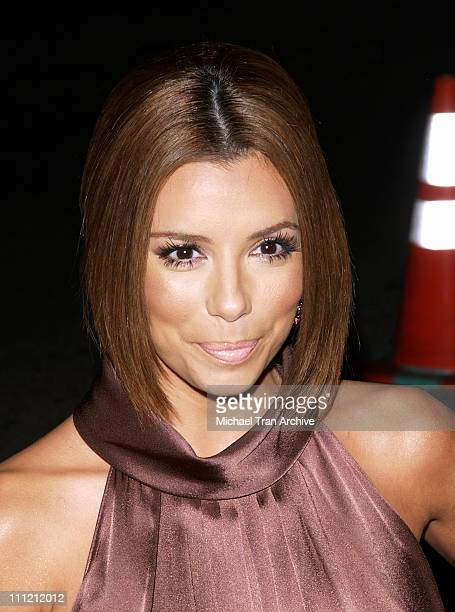 """Eva Longoria during """"Harsh Times"""" Los Angeles Premiere - Arrivals at Crest Theatre in Westwood, California, United States."""