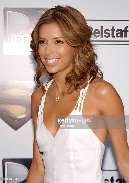 """Eva Longoria during """"Superman Returns"""" World Premiere Sponsored By Belstaff at Mann Village and Bruin Theaters in Westwood, California, United States."""