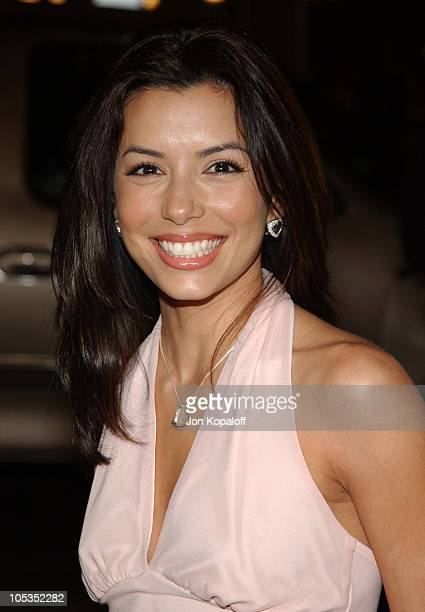 Eva Longoria during 'The Girl Next Door' World Premiere at Mann's Grauman Chinese Theater in Hollywood California United States