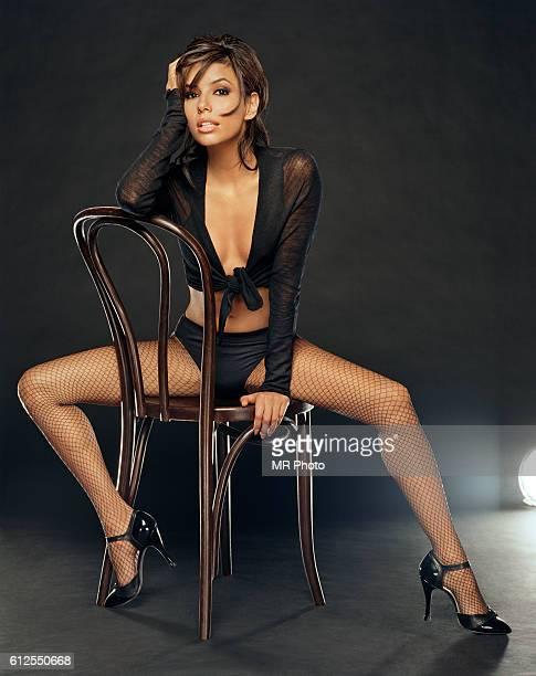 Eva Longoria is photographed for Maxim Magazine in 2006