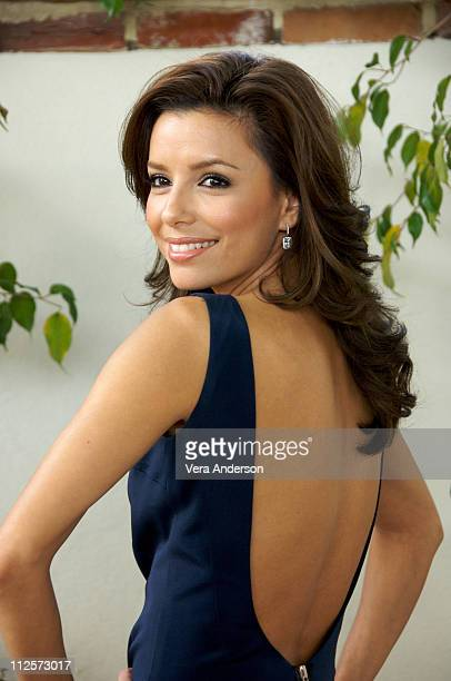 Eva Longoria Parker at the Over Her Dead Body press conference on January 29 2008 in West Hollywood California