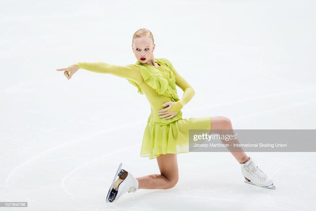 eva-lotta-kiibus-of-estonia-competes-in-the-junior-ladies-short-the-picture-id1027843786
