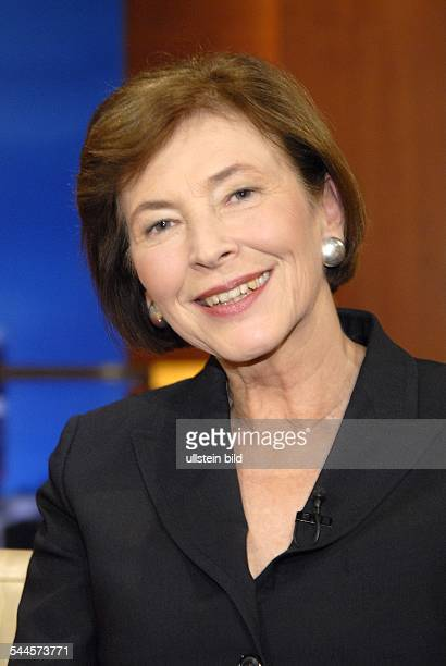 Eva Luise Koehler Ehefrau des Bundespraesidenten D