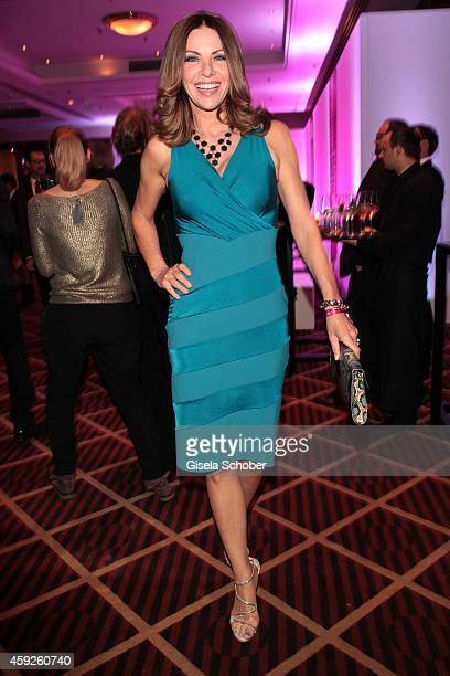 Eva Maehl during the Video Entertainment Award 2014 on November 19 2014 at Hotel Westin Grand in Munich Germany