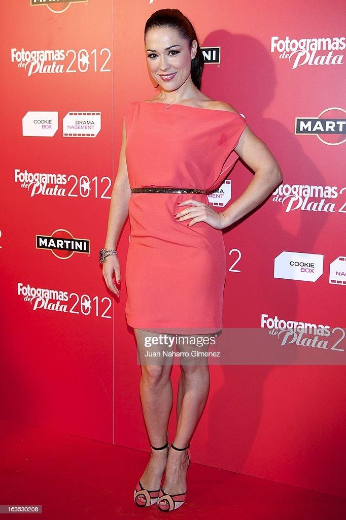Eva Marciel attends Fotogramas awards 2013 at the Joy Eslava Club on March 11, 2013 in Madrid, Spain.