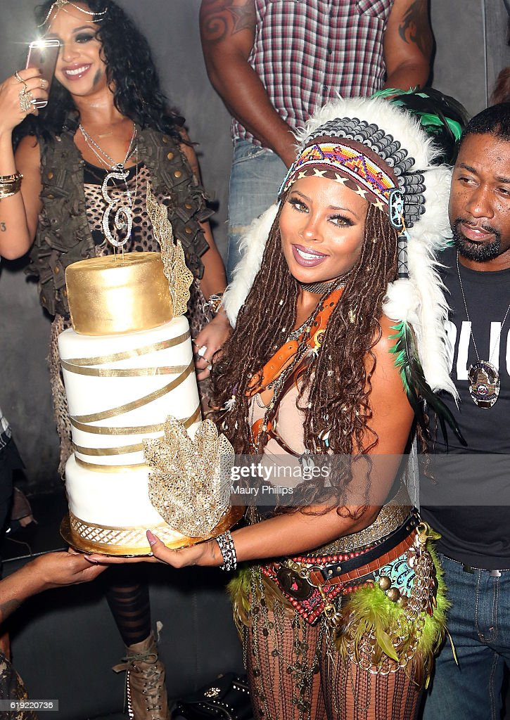CA: Fetty Wap And Eva Marcille Birthday Celebration - Halloween: A Nightmare At Lure