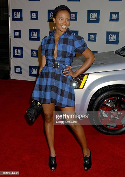 Eva Marcille during 6th Annual GM Ten Arrivals at Paramount Studios in Hollywood CA United States