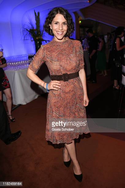 Eva Maria Reichert during the opening night of the Munich Film Festival 2019 Party at Hotel Bayerischer Hof on June 27 2019 in Munich Germany