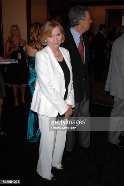 Eva Marie Saint and Jeffrey Hayden attend Women In Film Los Angeles Presents the 2010 Crystal Lucy Awards at Hyatt Regency Century Plaza Hotel on...