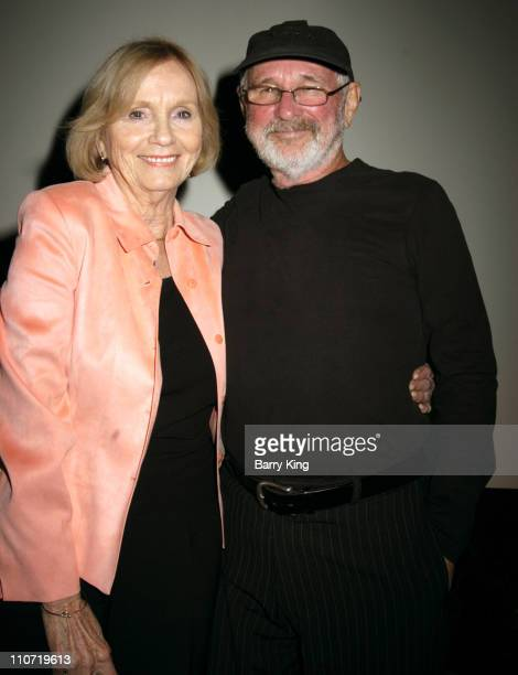Eva Marie Saint and Norman Jewison during American Cinematheque Appearance with Eva Marie Saint and Norman Jewison - March 11, 2006 at Aero Theatre...