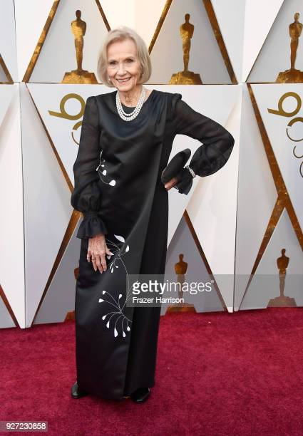 Eva Marie Saint attends the 90th Annual Academy Awards at Hollywood Highland Center on March 4 2018 in Hollywood California