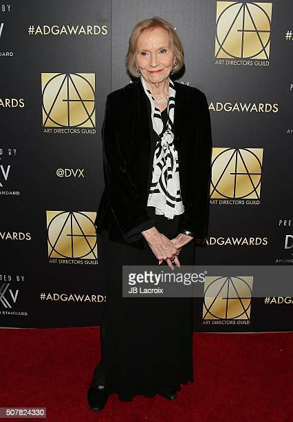 Eva Marie Saint Attends The Art Directors Guild Th Annual Excellence In Production Awards At The