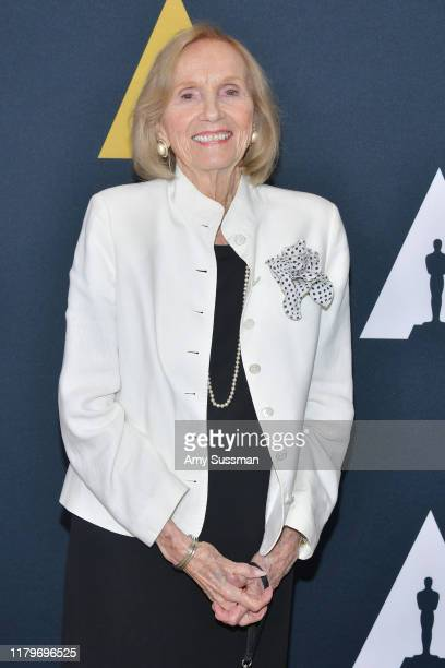 """Eva Marie Saint attends the inaugural Robert Osborne Celebration of Classic Film Series screening of """"Dodsworth"""" presented by The Academy at Samuel..."""