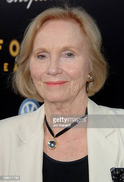 Eva Marie Saint during Hollywoodland Los Angeles Premiere Arrivals at Academy of Motion Picture Arts and Sciences in Beverly Hills California United...