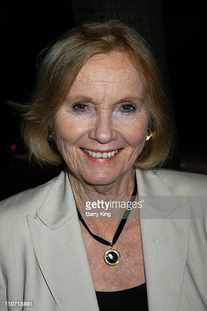 Eva Marie Saint during Sideways Los Angeles Premiere Arrivals at Academy of Motion Pictures Arts and Sciences in Beverly Hills California United...