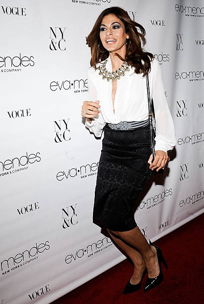 Eva Mendes New York & Company Launch Photos and Images | Getty Images