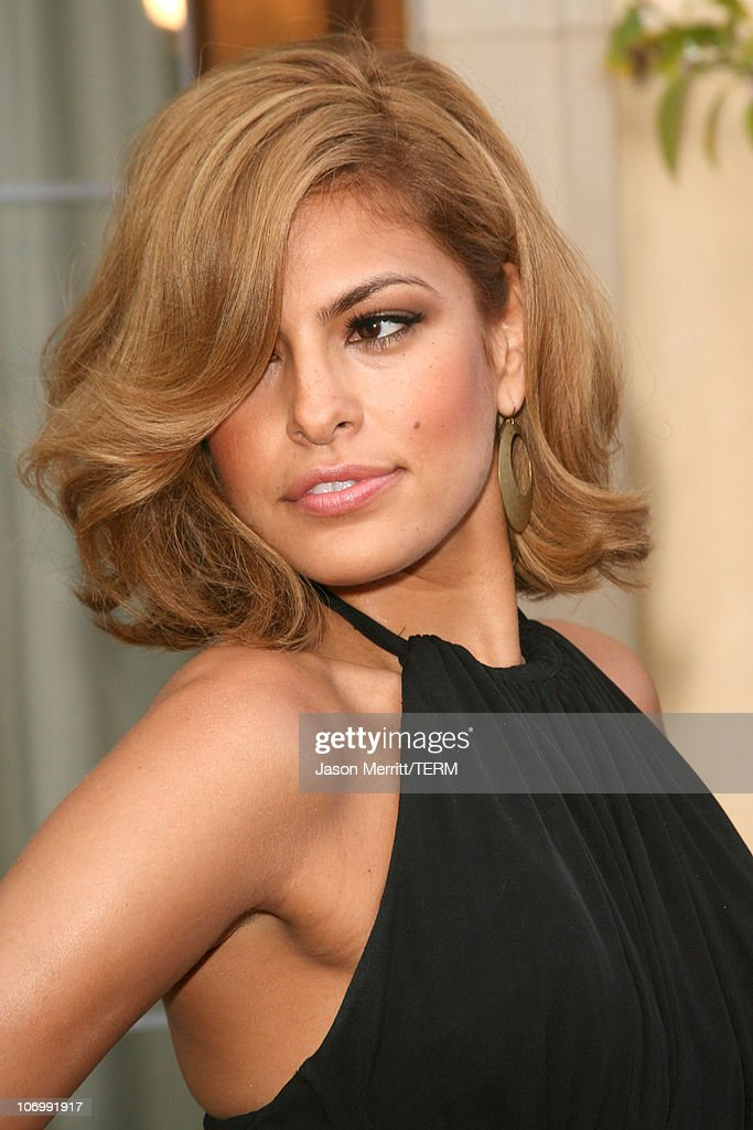 Eva Mendes during Chrysalis' 5th Annual Butterfly Ball at The Italian Villa Carla & Fred Sands in Bel Air, California, United States.
