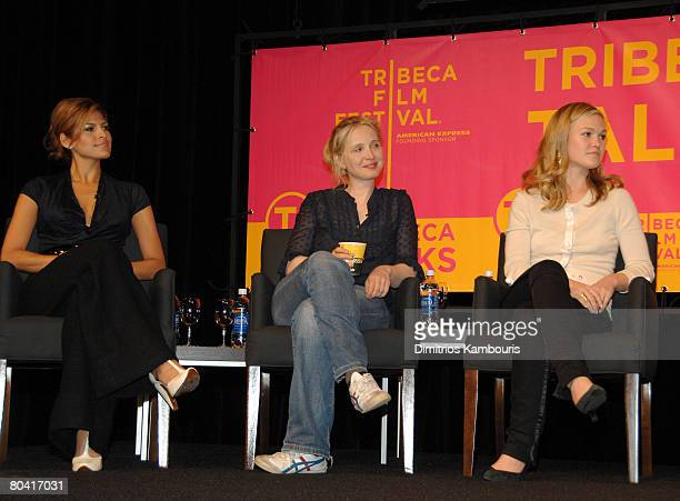 Eva Mendes, Julie Delpy and Julia Stiles