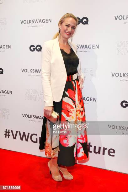 Eva Mona Rodekirchen attends the Volkswagen Dinner Night prior to the GQ Men of the Year Award 2017 on November 8 2017 in Berlin Germany