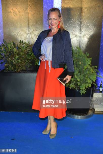 Eva Mona Rodekirchen during the Alcatel Entertainment Night feat Music Meets Media at Sheraton Berlin Grand Hotel Esplanade on September 1 2017 in...