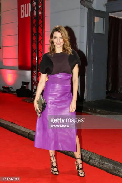 Eva Padberg arrives at the New Faces Award Style 2017 on November 15 2017 in Berlin Germany