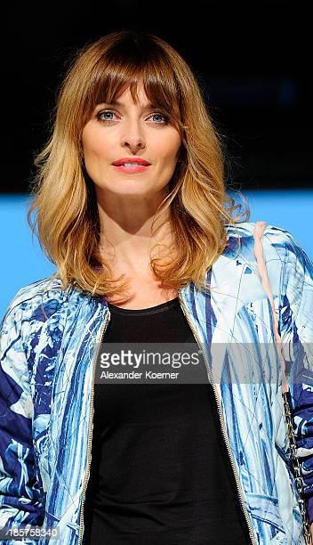 Eva Padberg attends the Audi Fashion Awards 2013 at Magnus Hall on October 24 2013 in Hamburg Germany