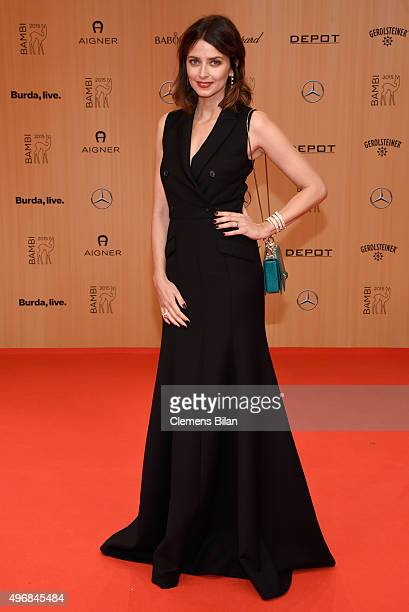 Eva Padberg attends the Bambi Awards 2015 at Stage Theater on November 12 2015 in Berlin Germany
