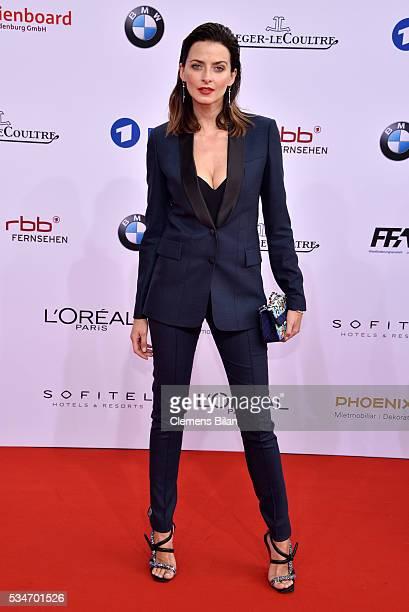 Eva Padberg attends the Lola German Film Award on May 27 2016 in Berlin Germany
