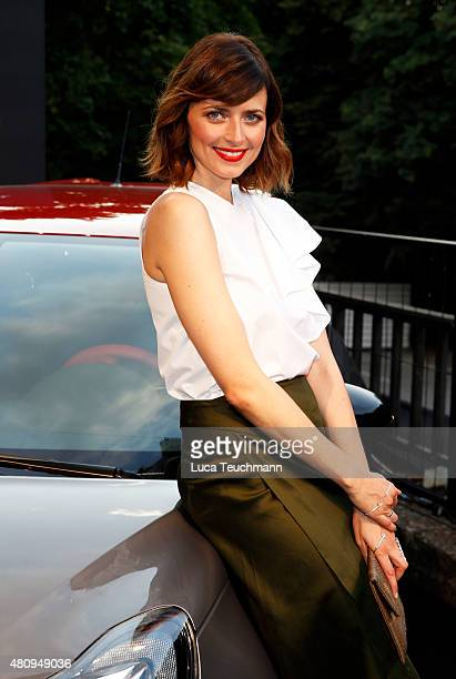 Eva Padberg attends the New Faces Award Fashion 2015 on July 16 2015 in Munich Germany