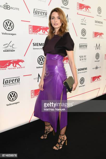 Eva Padberg attends the New Faces Award Style 2017 at The Grand on November 15 2017 in Berlin Germany