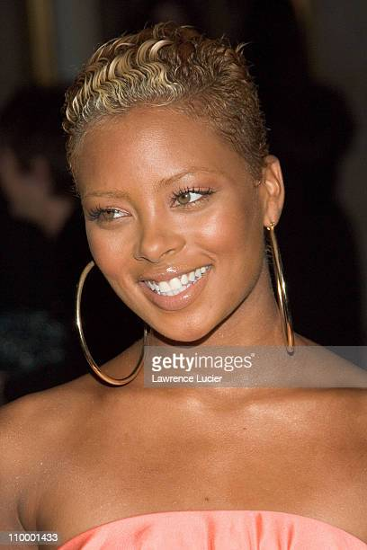 Eva Pigford during 10th Annual Ace Awards Arrivals at Cipriani 42nd Street in New York City New York United States