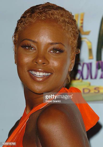 Eva Pigford during 10th Annual Soul Train Lady of Soul Awards Press Room at Pasadena Civic Center in Pasadena California United States