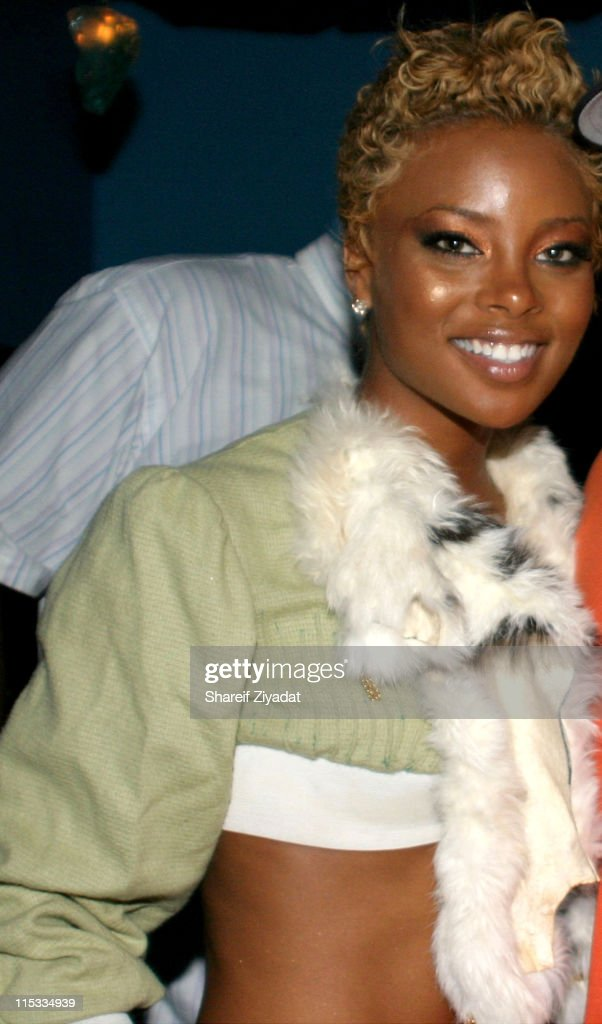 Eva Pigford and Ray J @ Coral Room