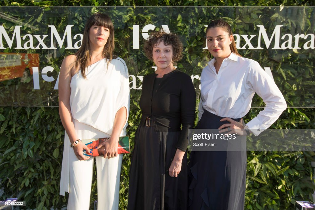 ICA Boston Watershed Gala Presented By Max Mara : News Photo
