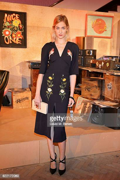 Eva Riccobono attends the Stella McCartney Menswear launch and Women's Spring 2017 collection presentation at Abbey Road Studios on November 10 2016...